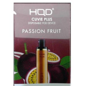HQD Cuvie Plus 1200 Puff – Passion Fruit