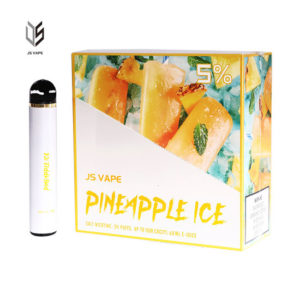 JS Vape Only Me 1500 Puff Pineapple Ice
