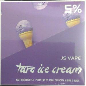 JS Vape Only Me 1500 Puff Taro Ice Cream