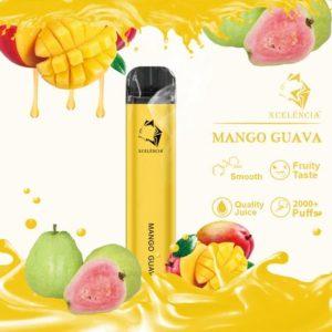 Gunnpod 2000 puffs - Mango Guava