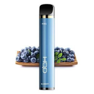 HQD King 2000 Puff - Blueberry