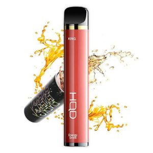 HQD King 2000 Puff - Energy Drink