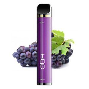 HQD King 2000 Puff - Grape