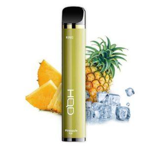 HQD King 2000 Puff - Pineapple Ice