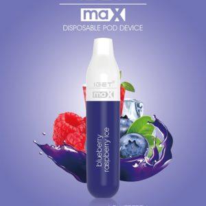 IGET Max 2300 Puff - Blueberry Raspberry Ice