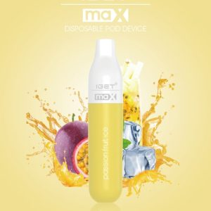 IGET Max 2300 Puff - Passion Fruit Ice