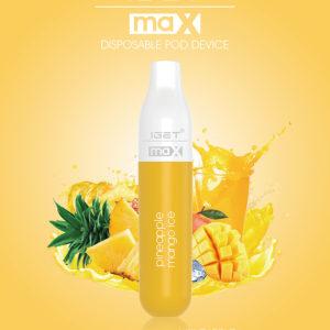 IGET Max 2300 Puff Pineapple Mango Ice