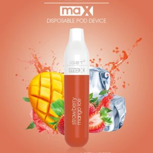 IGET Max 2300 Puff - Strawberry Mango Ice