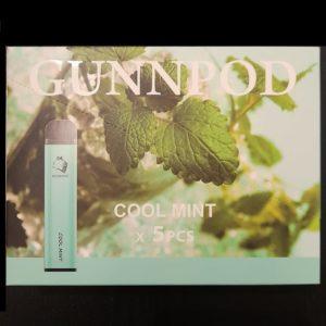 Gunnpod 2000 puffs - Cool Mint