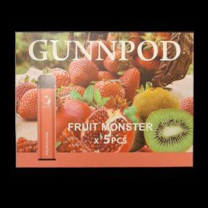 Gunnpod 2000 puffs - Fruit Monster